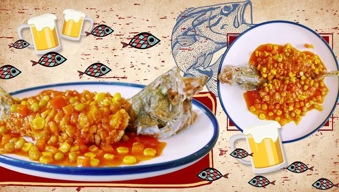 【夏厨】过年招牌菜松鼠桂鱼 过年当然要年年有余
