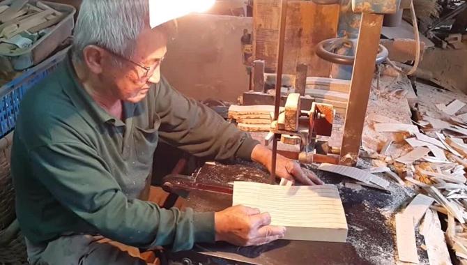 木胎师傅漆艺制作,守护不褪色的繁华